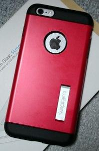Spigen iPhone 6 Plus スリムアーマー・裏