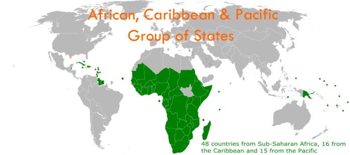 Africa Caribbean and Pacific Group
