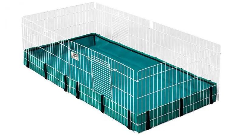 C&C Guinea pig cage