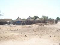 Village de pauvre