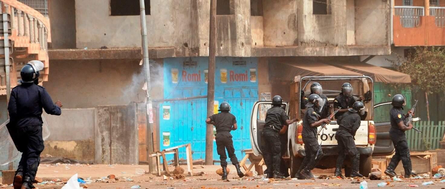 Guinée. Consternation face à la mort d'un homme par balle