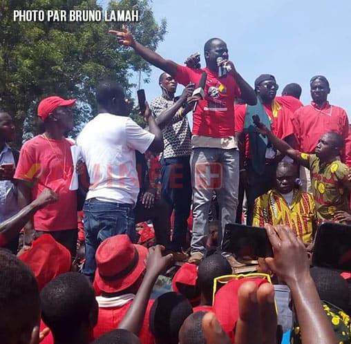 Moise Haba du Bloc Libéral