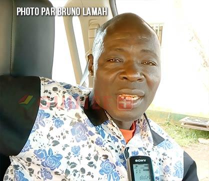 candidat à uninominal, Athanas Kourouma
