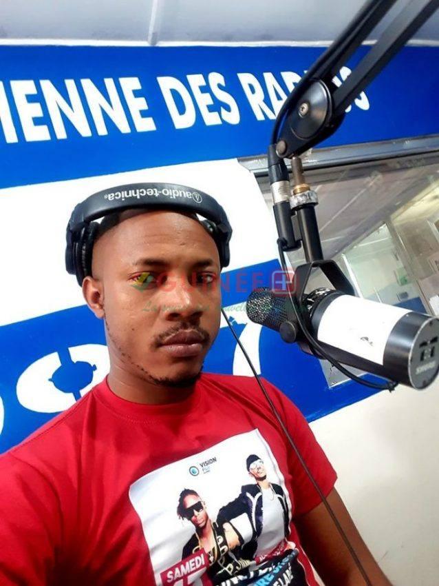 Mohamed Samoura, journaliste à Espace Foutah et correspondant de guinee7.com