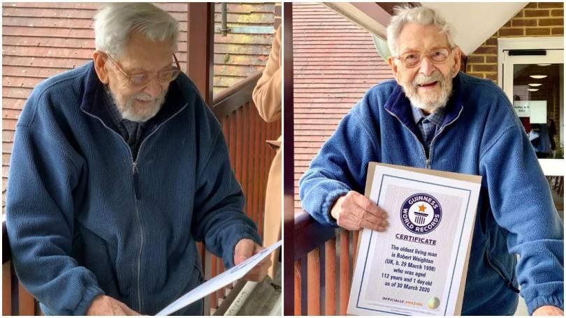 bob oldest man 112 header tcm28 613776 - Quem foi e quem são as pessoas mais velhas de todos os tempos?