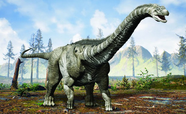 What Was The Largest Dinosaur Ever Guinness World Records