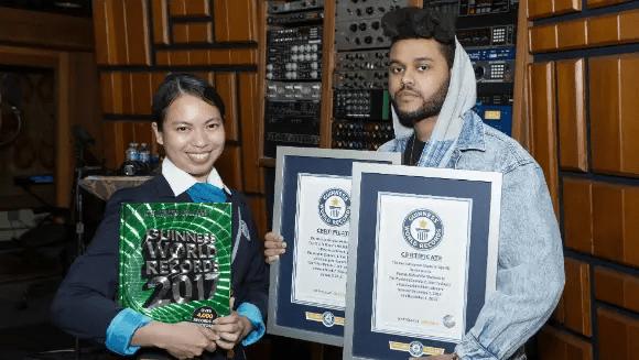 The Weeknd Celeb Leak 2