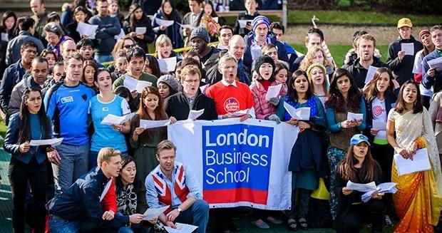 Jurusan Favorit di Inggris - Bisnis dan Administrasi, LBS