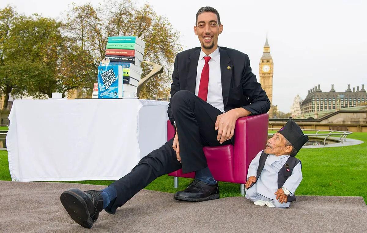 sultan kösen tallest living