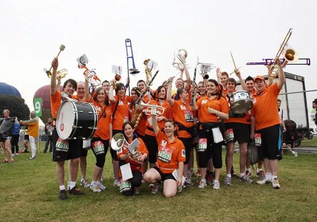 marathon-marching-band