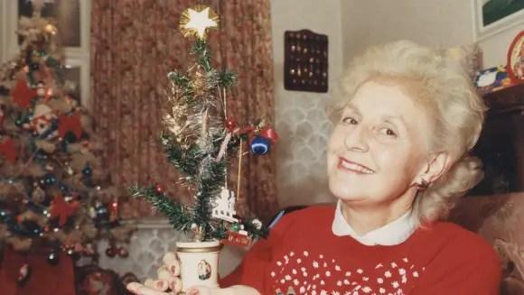 Oldest Christmas tree