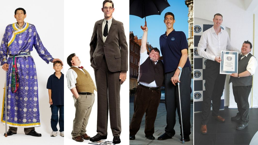 Tales of the tallest men in the world and why they reach such heights | Guinness World Records