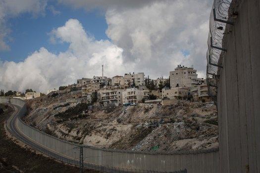 Muros dividen al mundo