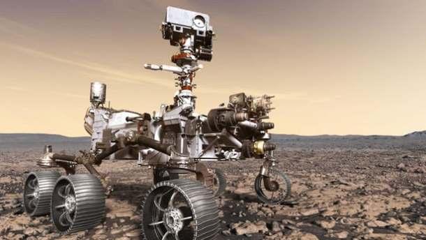 Foto: La futura sonda Mars 2020./ stardomspace.com