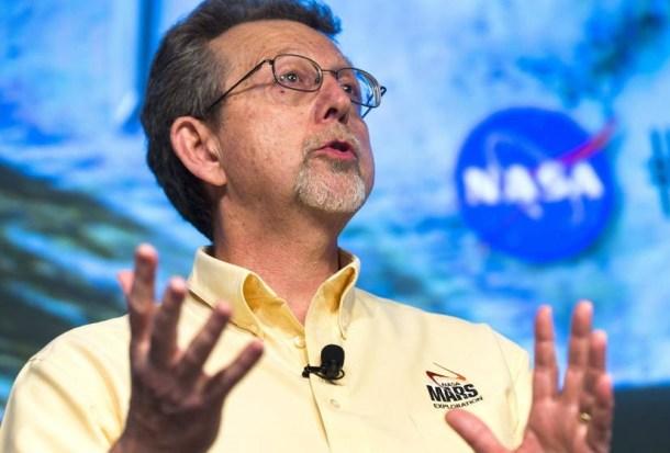 Jim Green, Director de Ciencia Planetaria de la NASA