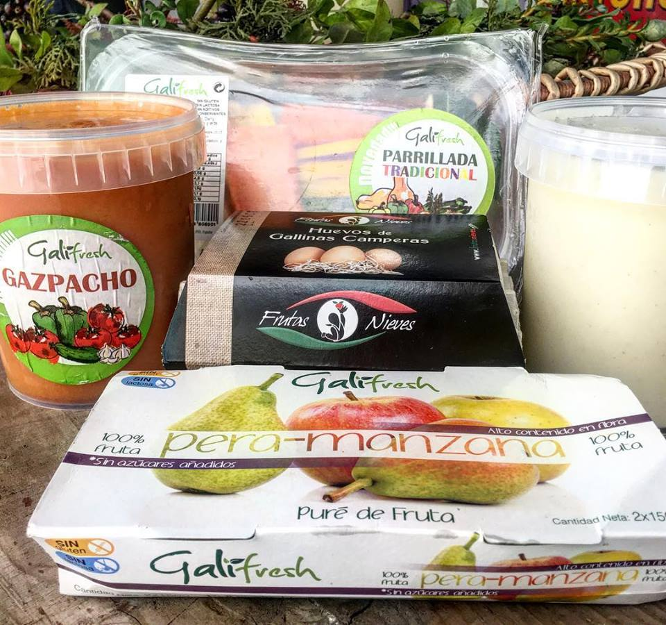 puré gazpacho galifresh