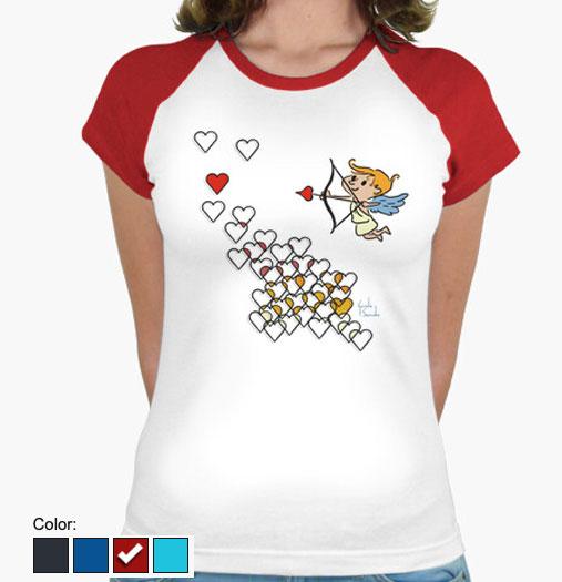 29-Camiseta-mujer-cupido-mangas-color