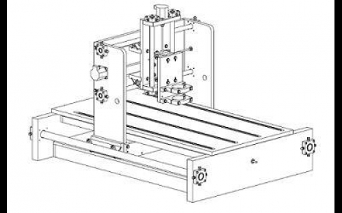 Choose your CNC machine and get some plans | guitar-list