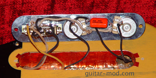Telecaster 3 Way Wiring Diagram Hum Sing