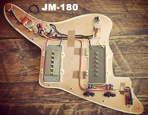 prs wiring diagrams 96 cherokee diagram rothstein guitars • jazzmaster prewired assemblies