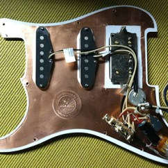 Stratocaster Hss Wiring Diagram For A Trailer Plug 7 Pin Rothstein Guitars Prewired Strat Assemblies Since 2002 Has Been Building High Quality Drop In These Use Only The Finest Electronic Components