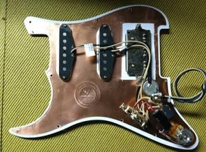 Rothstein Guitars • Prewired Strat Assemblies