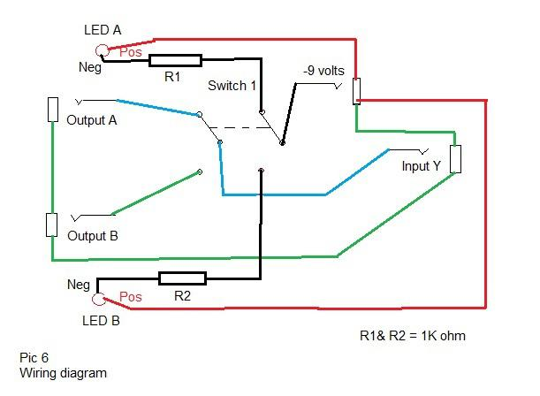guitar output jack wiring diagram interphase cell cycle diy how to build a passive switch box out of tuna can just remove the 9 volt and wire your battery clip in its place if you re person i d put small lead 1 on order
