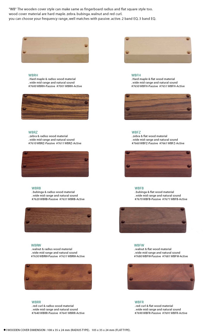 Wood Grain Humbucker  Wood Grain Humbucker Suppliers from