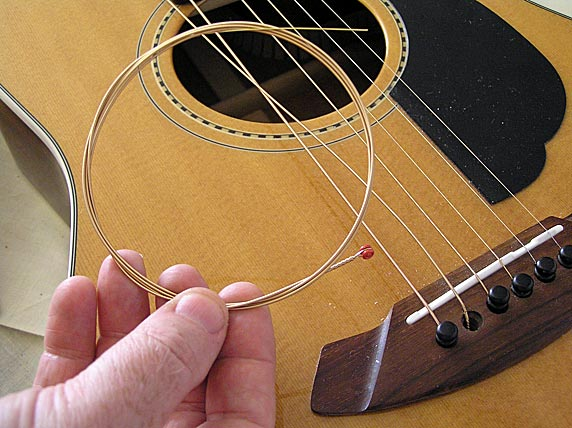Acoustic Guitar Strings Labeled How To Read A Chord Diagram Guitar