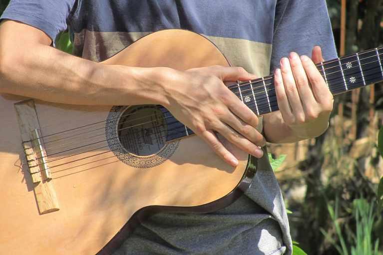 chitarra flamenco
