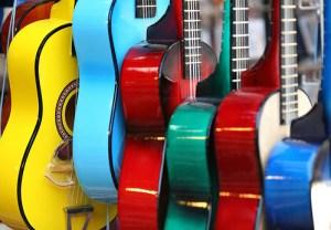 La didattica della chitarra in Italia