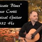 Delicate Blues <br/>chitarra classica e fingerstyle
