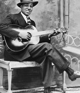 Chitarra fingerstyle: Backwater Blues (Bessie Smith)