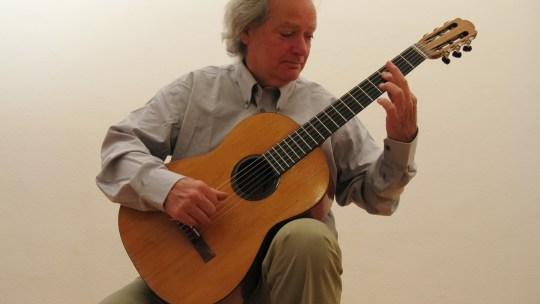 Lezione di chitarra classica: migliorare il tocco libero
