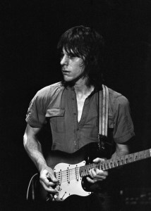 jeff beck cause we