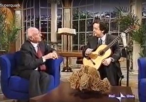 documentario chitarra classica