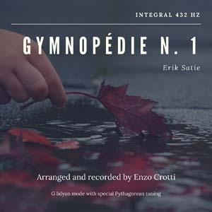 """""""Gymnopédie N. 1"""" (E. Satie) Chitarra e archi 432 Hz"""