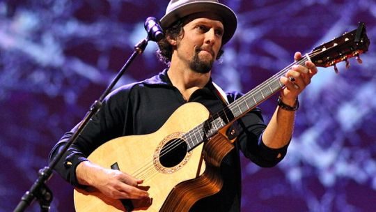 Jason Mraz – I Won't Give Up – Chitarra Acustica e Fingerstyle