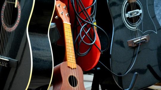 L'amplificazione della chitarra acustica live