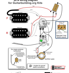 electronics wiring schematics4 wire pickup diagram bass guitar wiring diagram [ 819 x 1036 Pixel ]