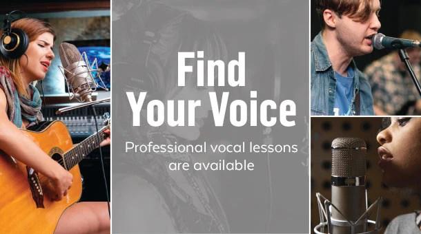 Lessons guitar center
