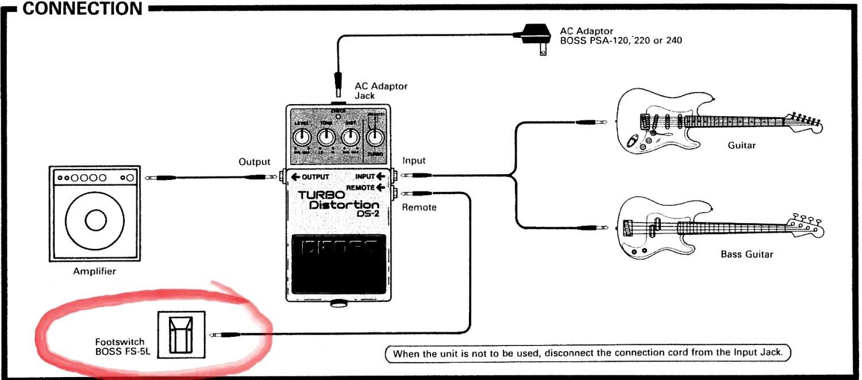 Boss Fs 6 Wiring Diagram : 24 Wiring Diagram Images