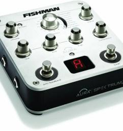 fishman aura spectrum di box for acoustic guitars [ 1368 x 1204 Pixel ]
