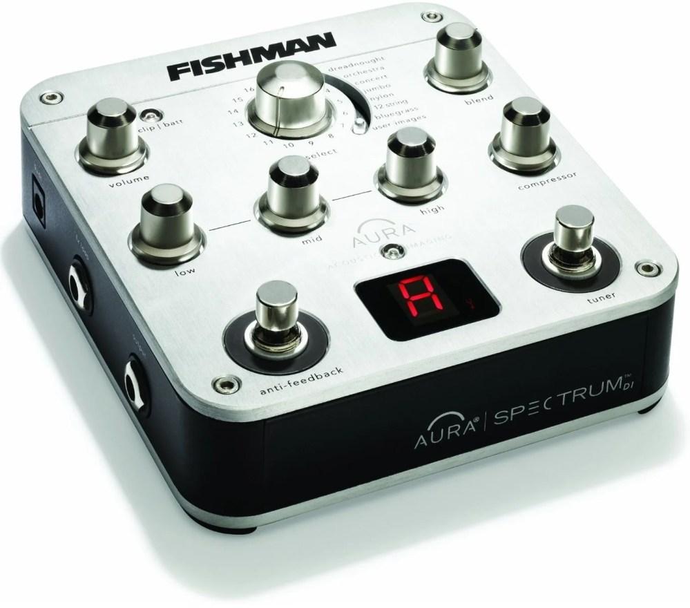 medium resolution of fishman aura spectrum di box for acoustic guitars