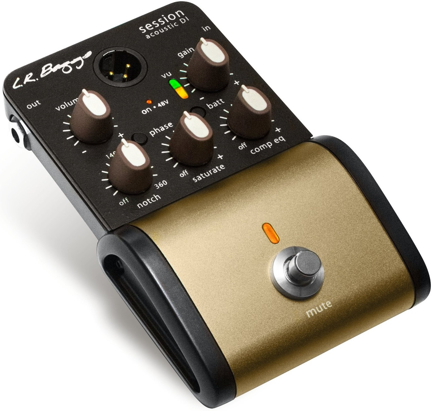hight resolution of lr baggs session di acoustic guitar preamp