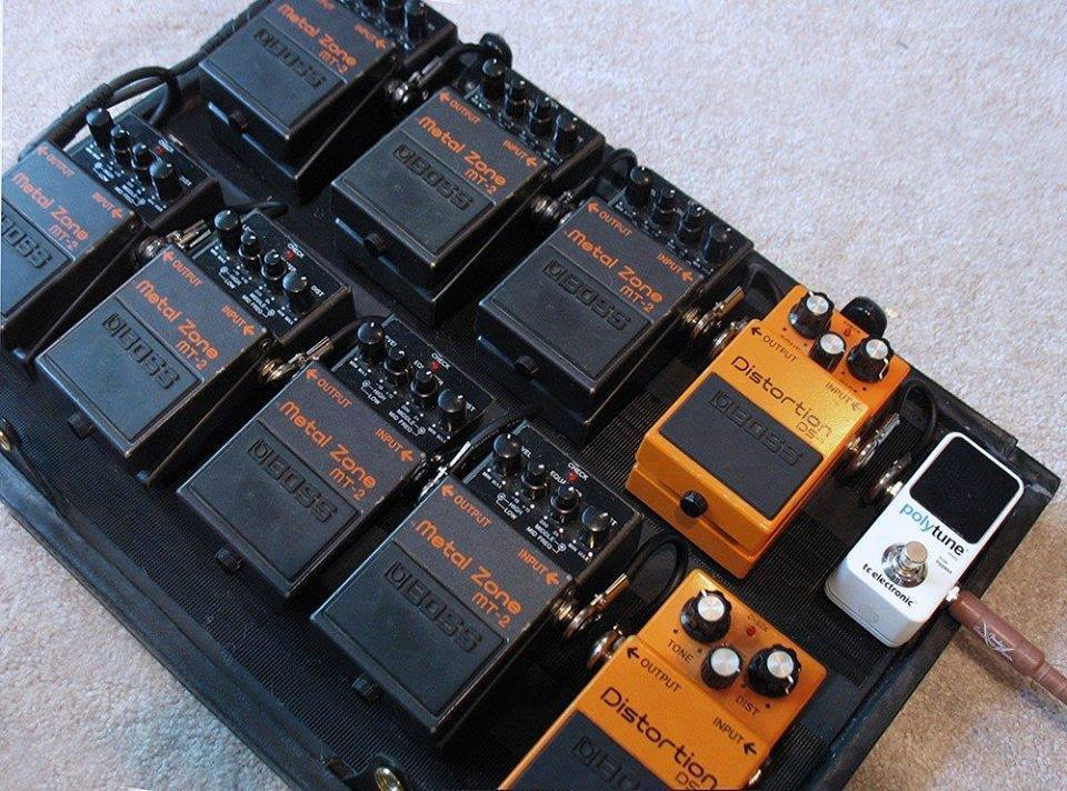guitar pedalboard wiring diagram honda ss50 the written planner guide and setup bible chalk metal zone