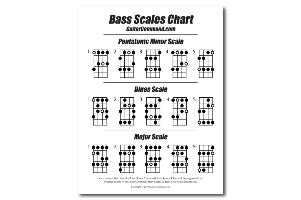 Bass Notes On A 5 String