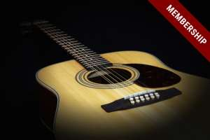 Foundation Guitar Course | Level 2 | Membership | Guitar Couch Lessons