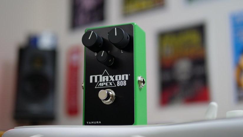 Maxon Apex 808 Pedal