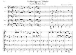 Golliwog's Cakewalk S Preview